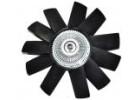 Муфты вязкостные, приводы, крыльчатки (ЯМЗ-650/651)