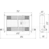 Радиатор масляный КАМАЗ-5320