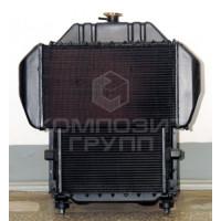 Блок радиаторов Амкодор А-320, А-330