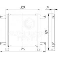 Радиатор масляный ЛиАЗ-5292