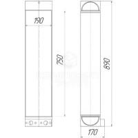 Радиатор масляный Четра Т-9, Четра Т-11
