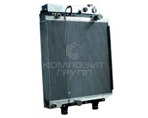 Блок радиаторов ЧТЗ Т-10М, Т-11, Т-12, Т-14, Б-11