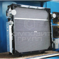 Блок радиаторов РСМ-152 Акрос 580Е
