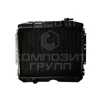 Радиатор охлаждения ГАЗ-33081 Садко