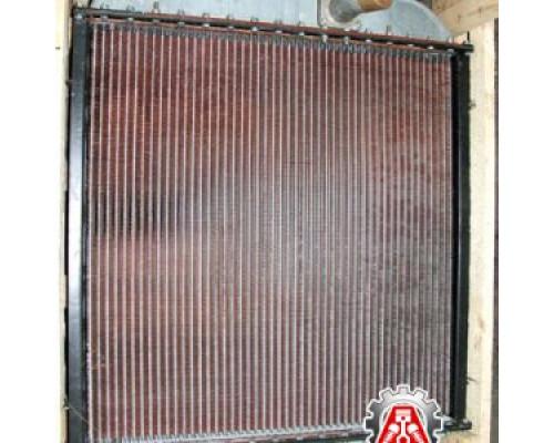 Б102К.1301.0000 Блок радиатора  Зерноуборочный комбайн Вектор 420Е, РСМ-402 (Вектор 450), РСМ-142(Вектор 450), двиг. Cummins QSB 6.7 Tier4; ЯМЗ-236БК-7, ЯМЗ-236БК-3,-4, ЯМЗ-236БЕ2-29