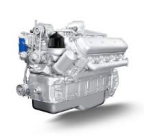 Двигатель ЯМЗ-238КМ2-3 (ХТЗ) без КПП, со сц. (190 л.с.) АВТОДИЗЕЛЬ