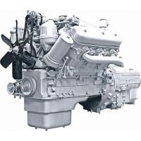 Двигатель ЯМЗ-236М2-осн. с КПП и сц. (180 л.с.) (ЯМЗ)