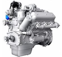 Двигатель ЯМЗ-236Б-2 без КПП и сц. (250 л.с.) (ЯМЗ)