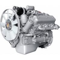 Двигатель ЯМЗ-236БЕ-осн. с КПП и сц. (250 л.с.)(ЯМЗ)