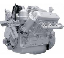 Двигатель ЯМЗ-236Д-3 без КПП, со сц. (175 л.с.)(ЯМЗ)