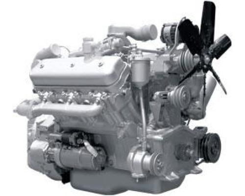 Двигатель ЯМЗ-236НД-2 (Промтрактор) без КПП и сц. (210 л.с.) АВТОДИЗЕЛЬ