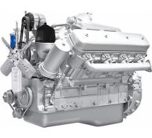 Двигатель ЯМЗ-238М2-6 (УралАЗ) без КПП и сц. (240 л.с.) АВТОДИЗЕЛЬ