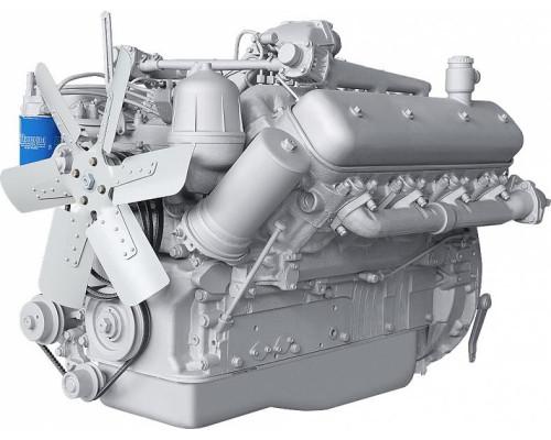 Двигатель ЯМЗ-238Б-25 (Раскат) Без КПП и Сц. (300 л.с) АВТОДИЗЕЛЬ