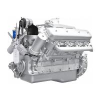 Двигатель ЯМЗ-238БК-3 без КПП и сц. (290 л.с.) (ЯМЗ)
