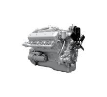 Двигатель ЯМЗ-238Д-осн. (МЗКТ) без КПП и сц. (330 л.с.) АВТОДИЗЕЛЬ