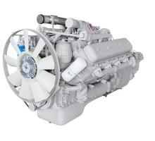 Двигатель ЯМЗ-238ДЕ2-29 (МАЗ) с КПП и сц. (330 л.с.) АВТОДИЗЕЛЬ