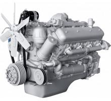 Двигатель ЯМЗ-238ДК-1 без КПП, со сц. (330 л.с.) АВТОДИЗЕЛЬ