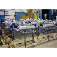 Двигатель ЯМЗ-238НД3-осн. без КПП и сц. (235 л.с.)(ЯМЗ)