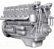 Двигатель ЯМЗ-240М2-осн. без КПП и сц. (360 л.с.) (ЯМЗ)