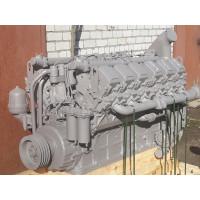 Двигатель ЯМЗ-240БМ2-4 без КПП и сц., с инд. ГБЦ (300 л.с.) (ЯМЗ)