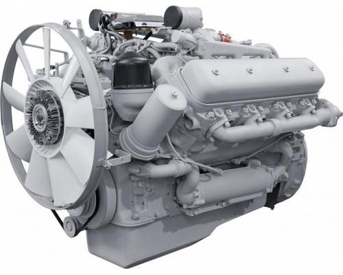 Двигатель ЯМЗ-6582.10-осн.(МАЗ) без КПП и сц. (330 л.с.) АВТОДИЗЕЛЬ