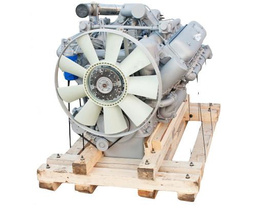 Двигатель ЯМЗ-7511.10-6 без КПП и сц. (400 л.с.)(ЯМЗ)