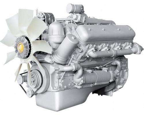 Двигатель ЯМЗ-7514-осн. без КПП и сц. (360 л.с.) АВТОДИЗЕЛЬ