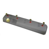 Крышка клапанная ЯМЗ-238 (КРАЗ,УРАЛ) с маслозаливной горловиной и сапуном АВТОДИЗЕЛЬ