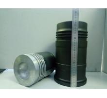 Гильза с поршнем ЯМЗ-236,238,240 С/О (гильза,поршень,упл/к,п/к) АВТОДИЗЕЛЬ