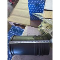 Гильза с поршнем ЯМЗ-238НБ (фосфатир.) (гильза,поршень,упл/к,п/к) АВТОДИЗЕЛЬ