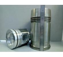 Гильза с поршнем ЯМЗ-6561,6581 (гильза,поршень,упл/к,п/к) (инд.ГБЦ) ЕВРО-3 АВТОДИЗЕЛЬ