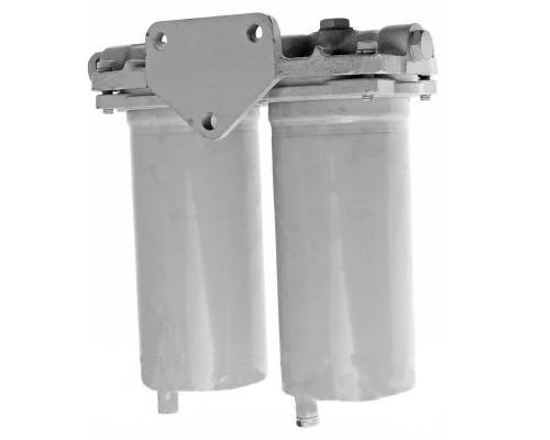 Фильтр топливный ЯМЗ-240 грубой очистки в сборе АВТОДИЗЕЛЬ