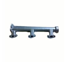 Труба ЯМЗ-240 водяная передняя левая АВТОДИЗЕЛЬ