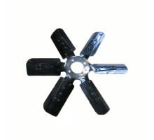 Крыльчатка вентилятора в сборе (ЯМЗ)
