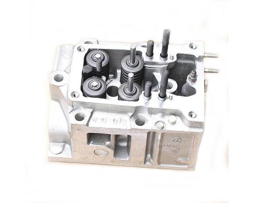 Головка ТМЗ блока цилиндров в сборе с клапанами (ПАО ТМЗ)