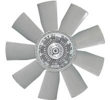 Вентилятор ЯМЗ-7601.10,656.10 (серия 660, крыл. 600 мм, 8.8885) с вязкостной муфтой АВТОПРИВОД