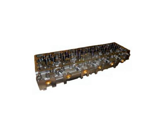Головка блока цилиндров ЯМЗ-534 в сборе с клапанами АВТОДИЗЕЛЬ