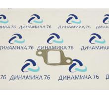 Прокладка ЯМЗ-534 коллектора выпускного (металл)