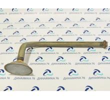 Труба ЯМЗ-536 всасывающая с маслозаборником (ЯМЗ)
