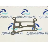 Прокладка ЯМЗ-534 фильтра (металл) АВТОДИЗЕЛЬ