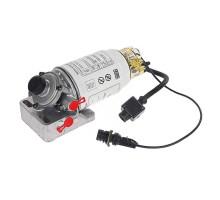 Фильтр топливный ЯМЗ-534 грубой очистки с подогревом и датчиком воды АВТОДИЗЕЛЬ