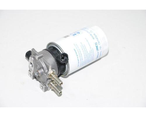 Фильтр ЯМЗ-534 тонкой очистки топлива с подогревателем АВТОДИЗЕЛЬ