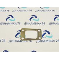 Прокладка турбокомпрессора(металл) (ЯМЗ)