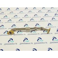 Трубка ЯМЗ-534 слива масла с турбокомпрессора АВТОДИЗЕЛЬ