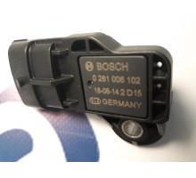 Датчик температуры и давления воздуха Bosch (ЯМЗ)(651-1130548)