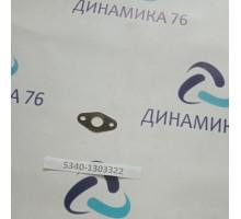 Прокладка заглушки водяной трубы дв.ЯМЗ-534,536 (металл)