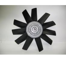 Вентилятор ЯМЗ-5344, ГАЗ-3308 с вязкостной муфтой в сборе АВТОДИЗЕЛЬ