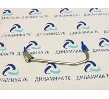 Трубка высокого давления второго цилиндра (ЯМЗ)