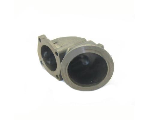 Патрубок выпускной турбокомпрессора (ЯМЗ)