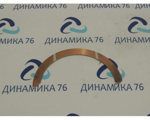 Полукольцо ЯМЗ-650, ЯМЗ-651 упорного подшипника верхнее